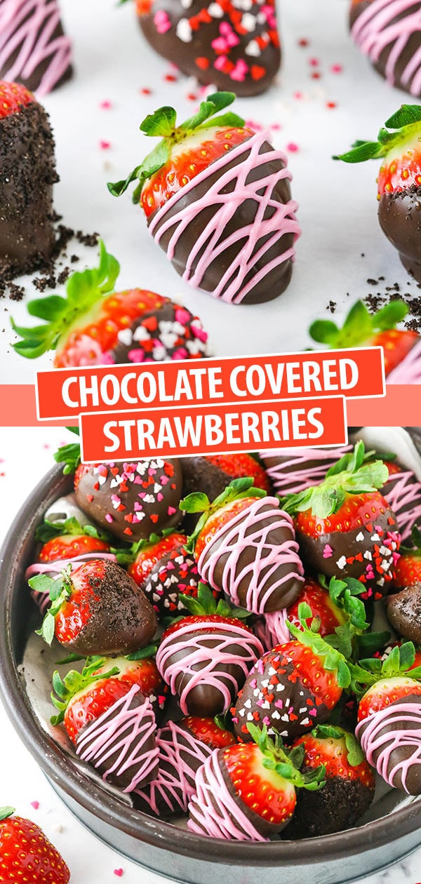 Easy Chocolate Covered Strawberries How To Make And Decorate