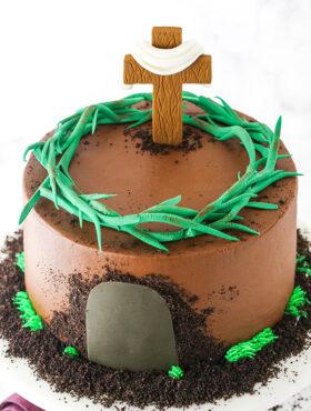 Ressurection Cake recipe for Easter