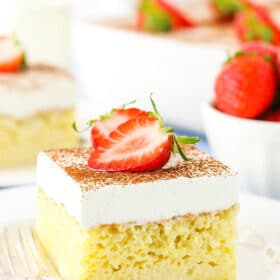 recipe for tres leches cake
